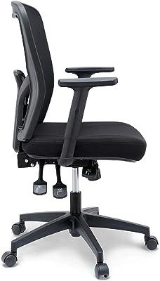 Modway Define Ergonomic Mesh Office Chair Black Amazon De Kuche Haushalt