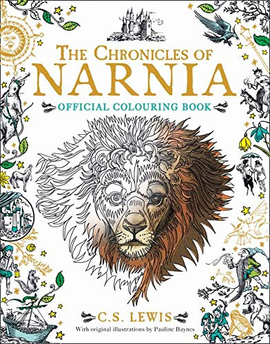 Lewis, C: Chronicles of Narnia Colouring Book