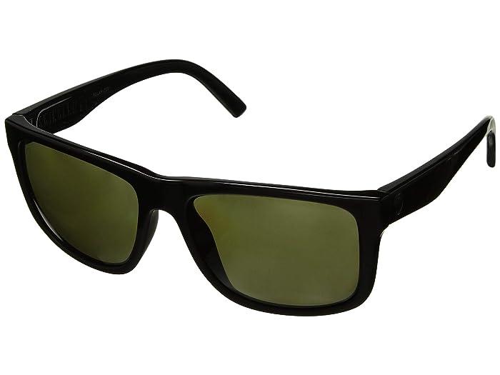 Electric Eyewear Swingarm XL Polarized (Vader/OHM Polarized Grey) Athletic Performance Sport Sunglasses