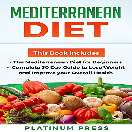Mediterranean Diet: The Mediterranean Diet for Beginners cover art