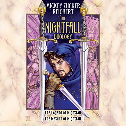 The Nightfall Duology cover art