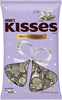 HERSHEY'S KISSES Chocolate Candy, Wedding