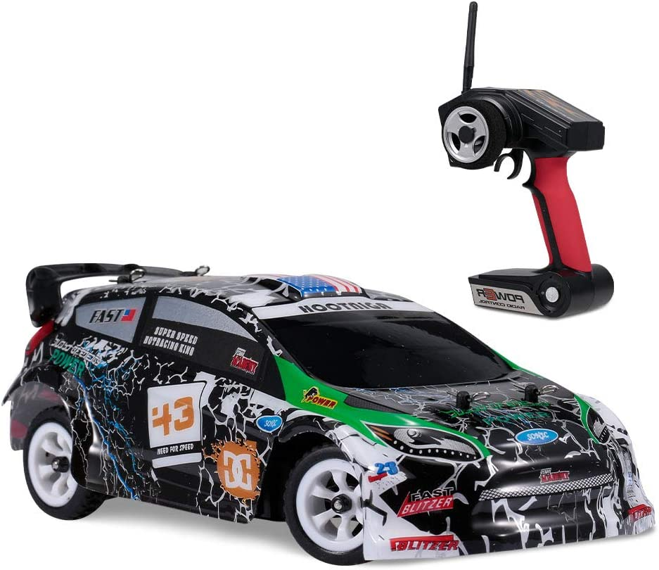 GoolRC WLtoys K989 RC Car 1 2.4G Control Dedication Remote Scale 4 OFFicial store 28