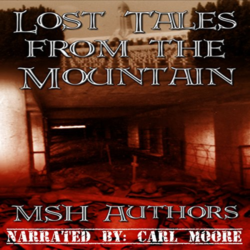 Lost Tales from the Mountain audiobook cover art