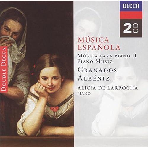 Spanish Music for Piano II - Albéniz/Granados