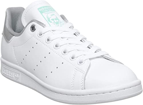 Adidas Stan Smith W blanc argent Metallic Clear Mint 37