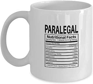 Paralegal Gift Coffee & Tea Mug