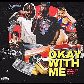Okay With Me (feat. Insomniac Lamb$ & Atlsmook)