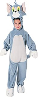 Halloween Costumes Tom & Jerry Tom Costume Child's. Size: Small. Gray