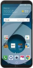 LG Q6 (US700) 32GB GSM Unlocked 4G LTE Android Smartphone w/ 13MP Camera and Face Recognition - Arctic Platinum