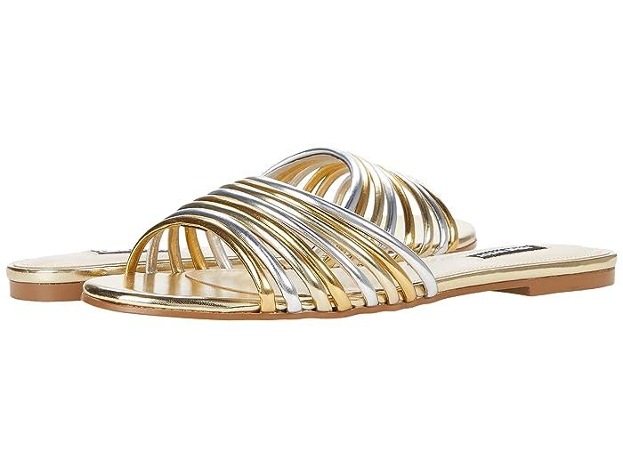 Vintage Sandals | Wedges, Espadrilles – 30s, 40s, 50s, 60s, 70s Nine West Links 3 Womens Shoes $69.00 AT vintagedancer.com