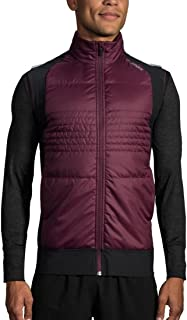 Brooks Mens Cascadia Thermal Vest