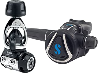 SCUBAPRO MK11/C370 Dive Regulator System, INT, Black, One Size