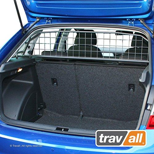 Travall® Guard Hundegitter TDG1425 - Maßgeschneidertes Trenngitter in Original Qualität