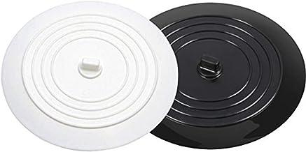 Ouinne [2 stuks] Silicone badkuip stopper drain badkuip stekker voor afvoer badkamer keuken wasruimte badkamer