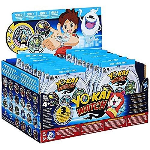 Yokai Watch Yo-Kai Watch Series 1 Yokai Medals Mystery Box by
