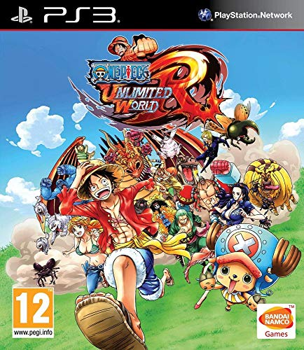 Namco Bandai Games One Piece Unlimited World Red, PS3 Basic PlayStation 3 Francese videogioco