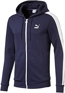 e74a34a6 Amazon.co.uk: Puma - Hoodies / Hoodies & Sweatshirts: Clothing