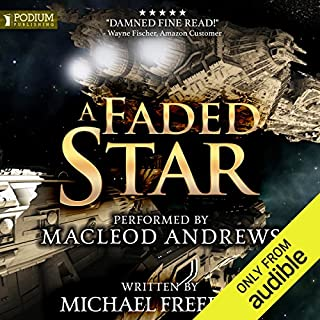 A Faded Star, Book 1 audiobook cover art