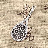 YJFFBH 6 Piezas Encantos Raqueta De Tenis De Bádminton 48X1