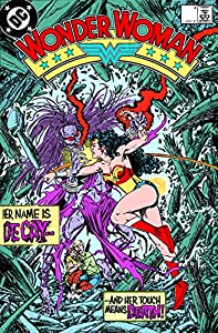 Wonder Woman (1986-) #4
