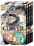 Black Clover - Starter Pack T01 à T03