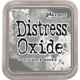 Ranger Hickory Smoke Tim Holtz Distress Oxides Ink Pad