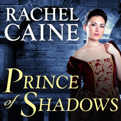 Prince of Shadows audiobook cover art