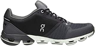 on Running Mens Cloudflyer Road Shoes Black/White SZ 11.5