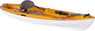 Pelican Prime 100 Sit-on-top Recreational Kayak Kayak 10 Feet Lightweight one Person Kayak Perfect for Recreation