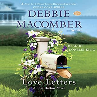 Love Letters audiobook cover art
