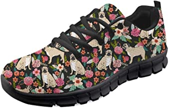 chaqlin Hommes Femmes Chaussures de Sport Running Baskets Formateurs air Coussin Fitness Athletic Walking Gym Flats Marche...