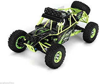 WLtoys 12428 1/12 Scale 2.4G 4WD RC Car Off Road RC Rock Crawler