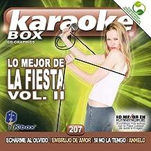 KBO-207 Lo Mejor De La Fiesta 2(Karaoke)