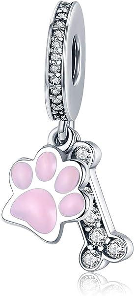 Explore dog charms for bracelets