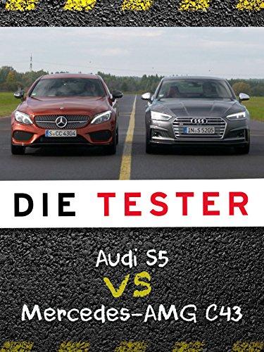 Die Tester: Audi S5 vs Mercedes-AMG C43