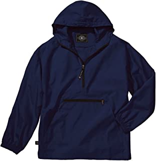 Charles River Youth Pack-N-Go Pullover, X- Large Navy