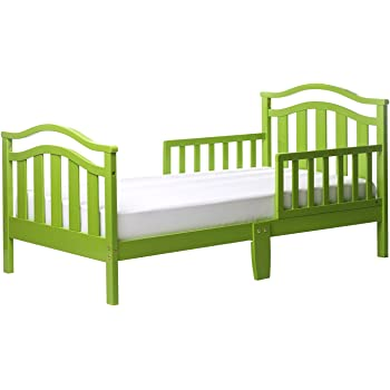 Dream On Me Elora Collection Toddler Bed Emerald
