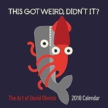 Best weird calendars 2018 Reviews