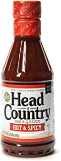 Head Country Hot and Spicy BBQ Sauce, 567 g
