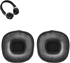 Major III Earpads Replacement Ear Pads Cushions Muffs Repair Parts Compatible with Marshall Major III Wired/Wireless Bluetooth On-Ear Headphone. (Black)