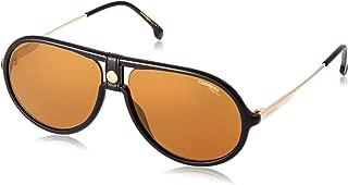 Carrera Men's 1020/S Sunglasses, Multicolour (Black), 60