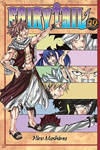 Fairy Tail Vol. 39 (English Edition)