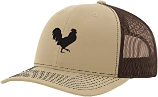 Best trucker hat with rooster on it Reviews