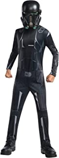 Rubie's Kids Star Wars Movie Death Trooper Costume