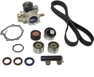 DNJ TBK706WP Timing Belt Kit with Water Pump for 1990-1997 / Subaru/Impreza, Legacy / 1.8L, 2.2L / SOHC / H4 / 16V / 1781cc, 2212cc / EJ22E, EJ22EZ