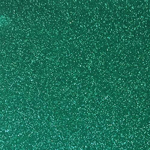 Green Glitter Cardstock