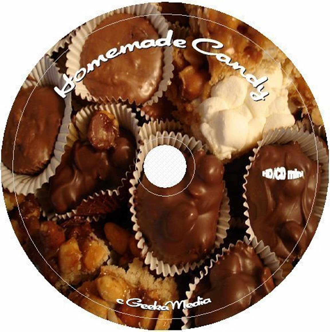 Homemade Candy 8 Books on cd