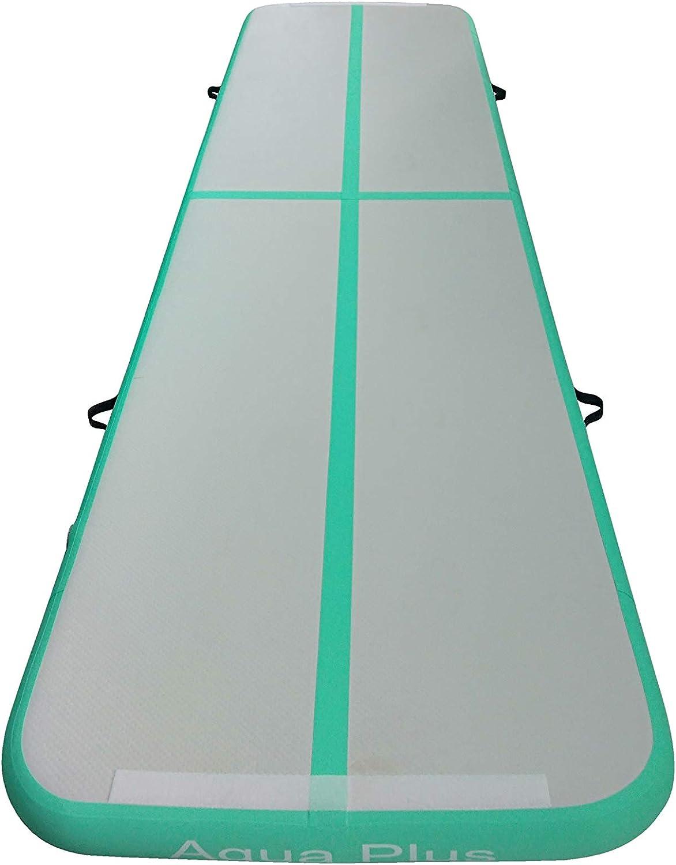 Brand Cheap Sale Venue Aqua Plus Inflatable Track Air Mat Max 80% OFF Tumble T Gymnastics