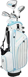 Golf ATS Junior Girl's Golf Set with Bag, Right Hand